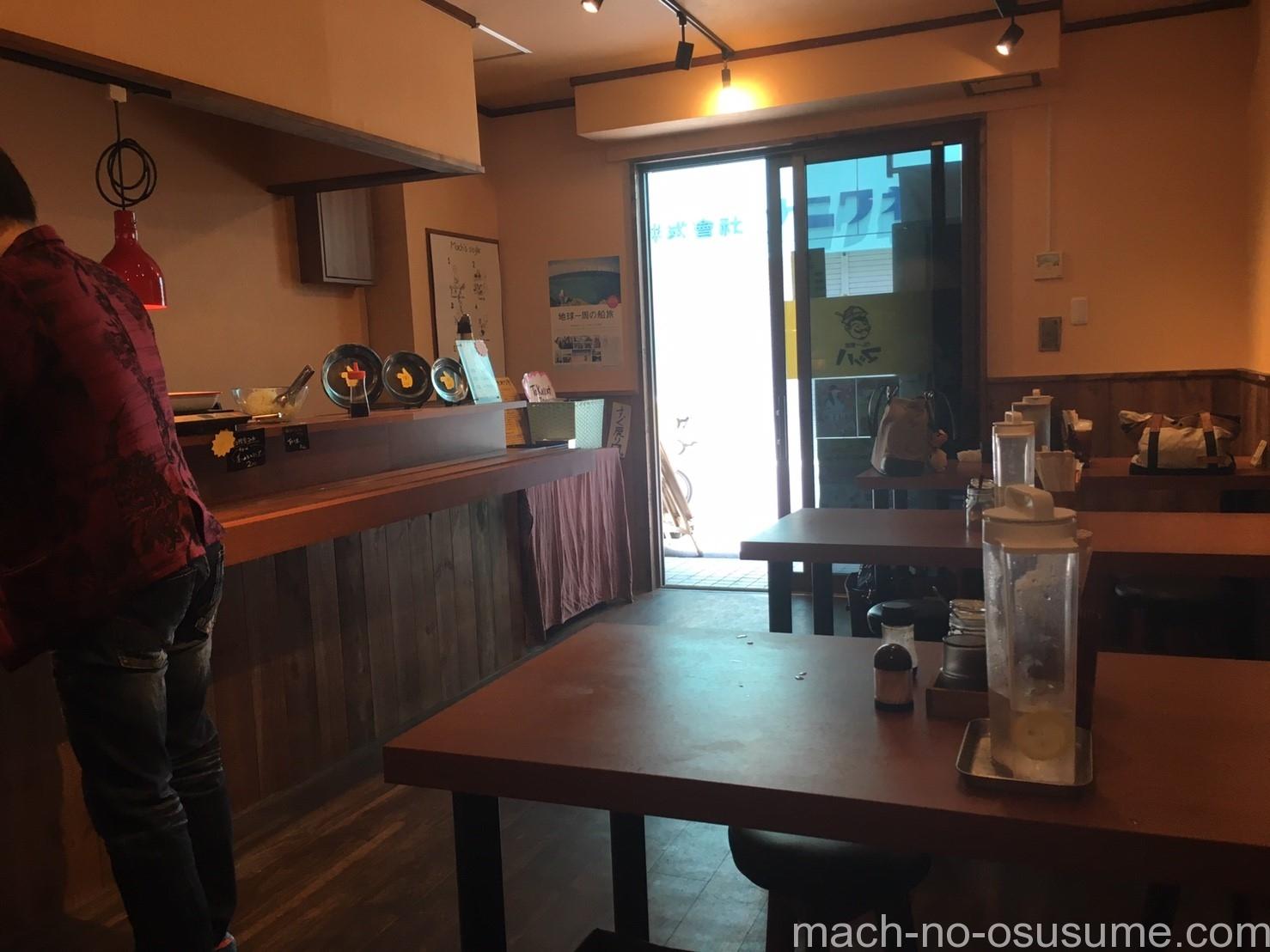 カレー食堂マッハ_170613_0001